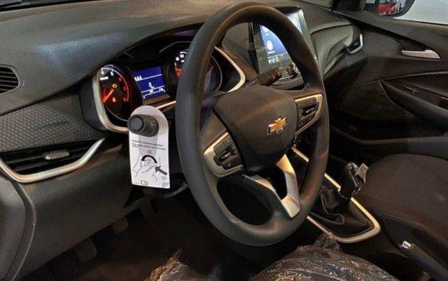Chevrolet Onix LT Aspirado 1.0 Manual A Pronta Entrega Entrada + 999 Mensais !!! - Foto 3