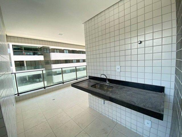 Apartamento para venda possui 114 metros quadrados com 3 quartos em Guaxuma - Maceió - AL - Foto 10