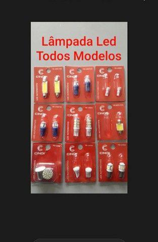 LÂMPADA LED  TODOS MODELOS