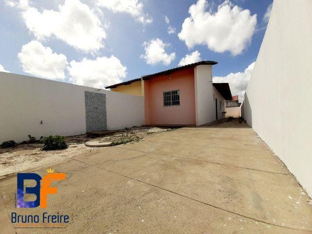 Casa em Paracuru Sem Entrada 2 Quartos casa verde amarela - Foto 2