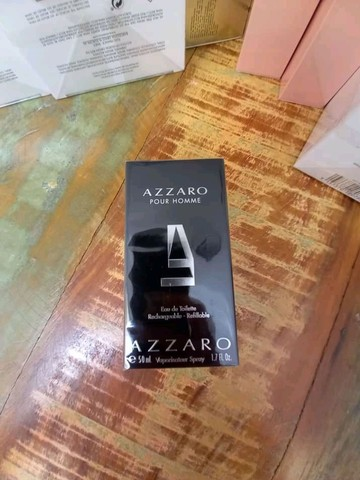 perfume azzaro pour homme - Foto 2
