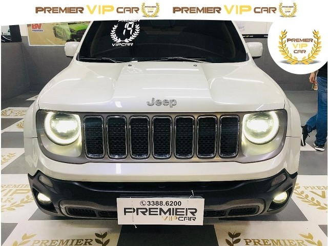 Jeep Renegade 2019 1.8 16v flex limited 4p automático - Foto 2