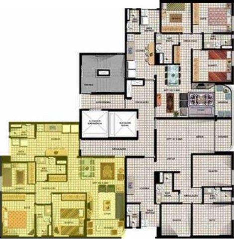 Apartamento à venda, 80 m²  - Aflitos - Recife/PE - Foto 9