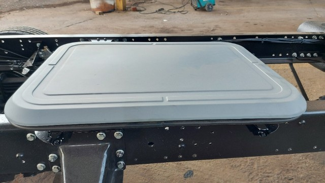 Teto solar caminhão Accelo 1016 - Foto 2