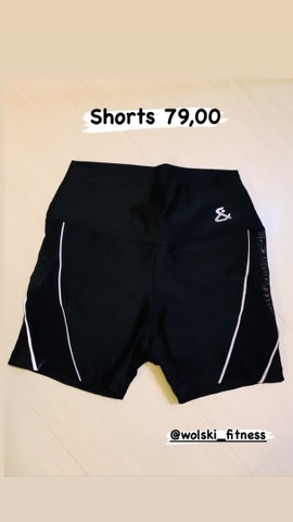 Shorts fitness  - Foto 2