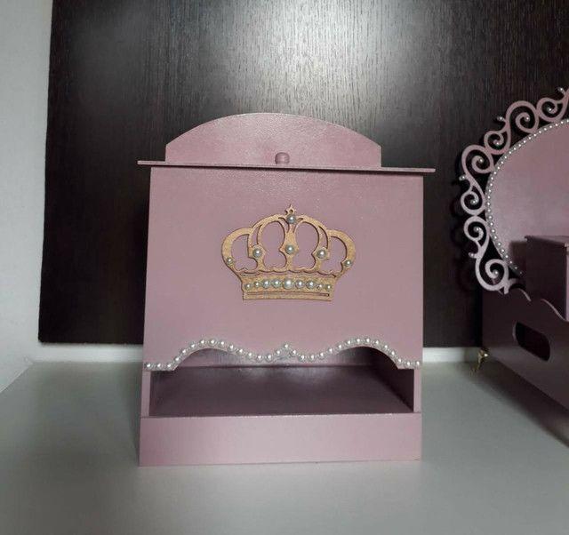 Kit Higiene Personalizado Princesa Novo! - Foto 3