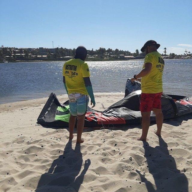Curso de kite surf com baixo custo  - Foto 3