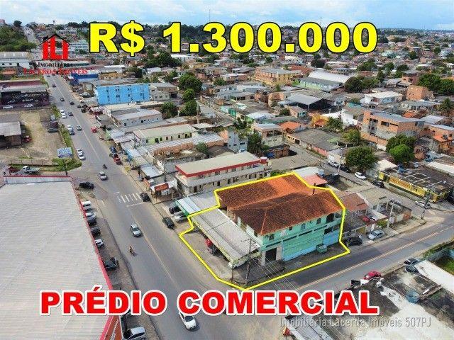 Imóvel comercial no Novo Aleixo Manaus
