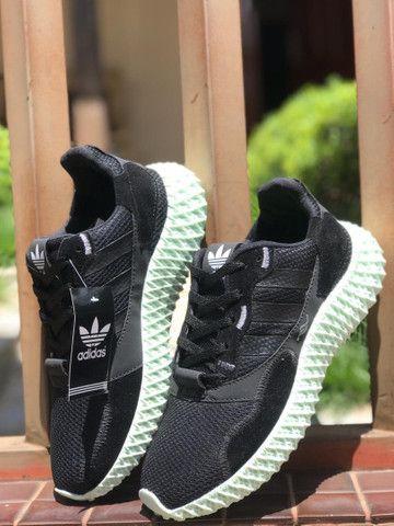 Tênis adidas flat $160,00 - Foto 5
