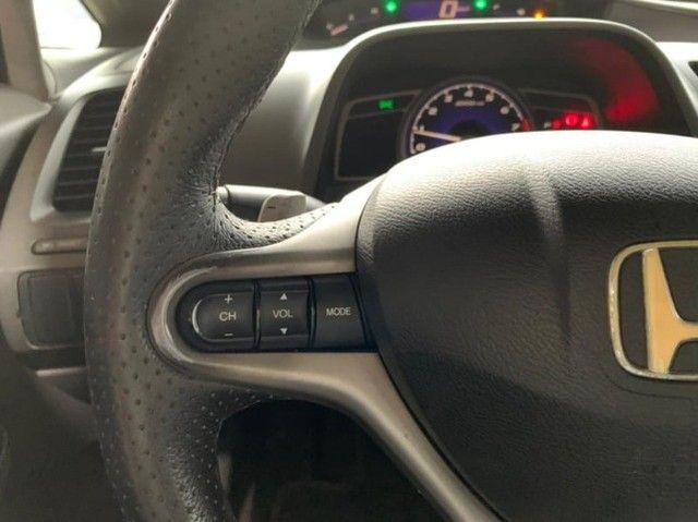 Civic 2011 automatico em otimo estado. - Foto 12