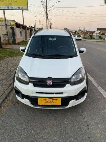 Fiat Uno Vivace Way 1.0 2018 completo faça uma simulação on line  - Foto 3