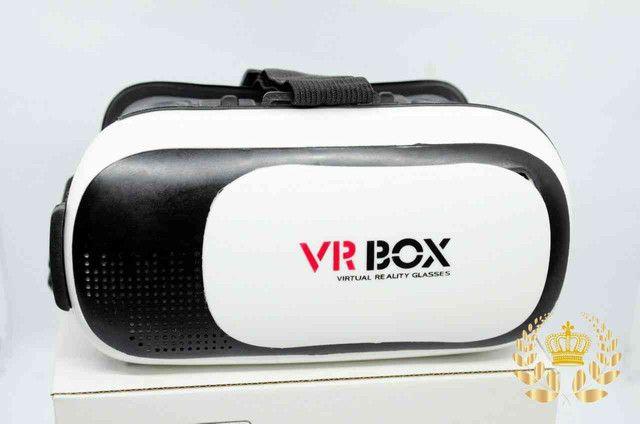 Óculos de realidade virtual 3D vr box - Foto 4