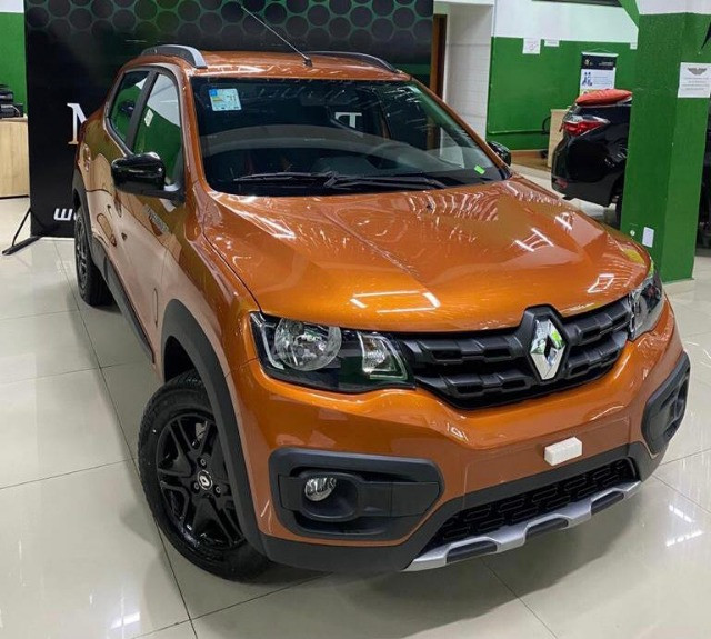 Renault Kwid Outsider 2022 1.0 Okm Veiculo Top de Linha Venha Conferir !!!