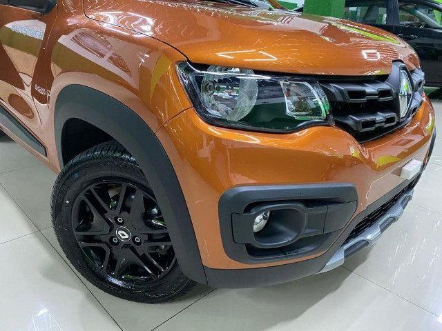 Renault Kwid Outsider 2022 1.0 Okm Veiculo Top de Linha Venha Conferir !!! - Foto 2