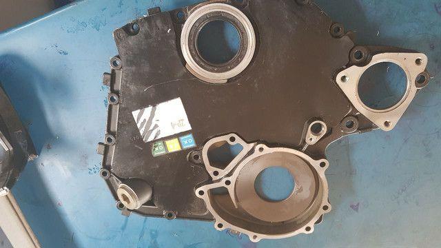 Diversas peças motor mann 4cc - Foto 2