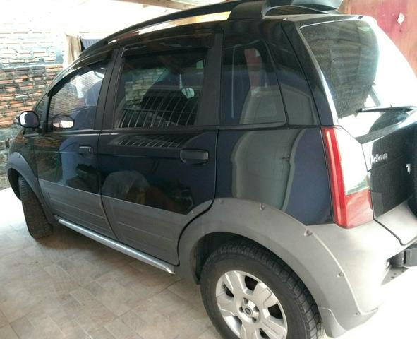 VENDO FIAT IDEA ADVENTURE 1.8