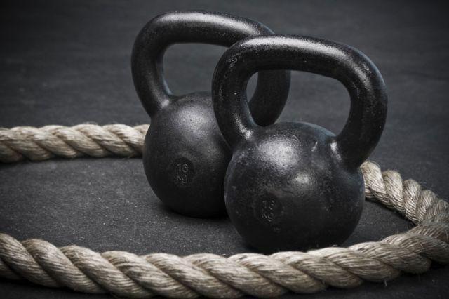 Academia de ginástica, musculação e Crossfit
