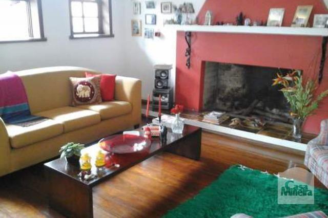 Casa à venda com 4 dormitórios em Santa lúcia, Belo horizonte cod:107035
