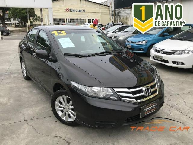 Honda City Sedan LX 1.5 Flex 16V 4p Mec. 2012/2013