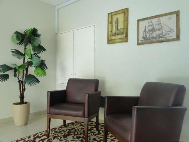 Apartamento Edificio Villa Real próximo a Regional IV na av Silas Munguba - Foto 3