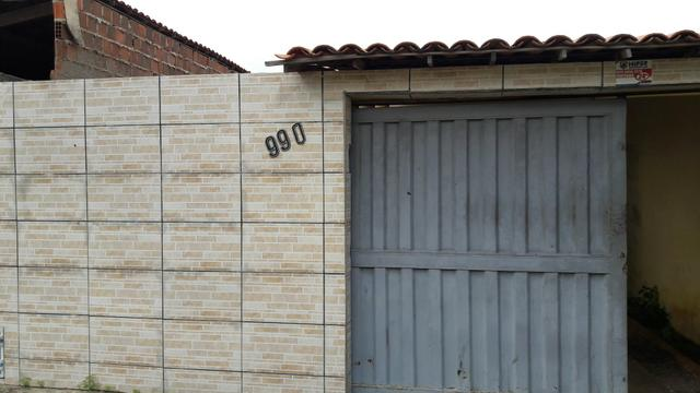 Vende-se uma casa no luzando Maracanaú