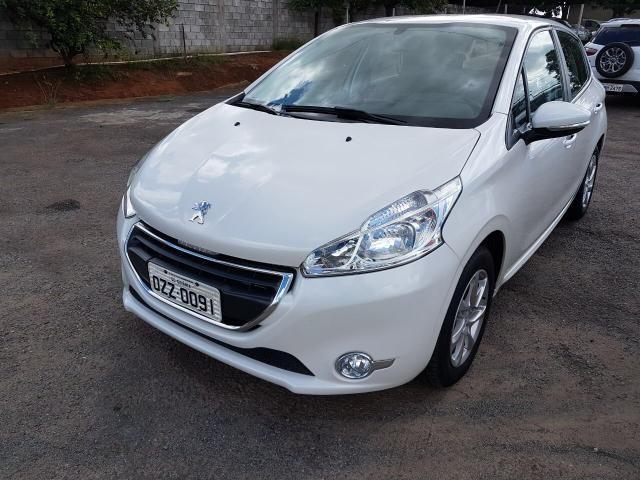 Peugeot 208 1.6 automático 2014/15
