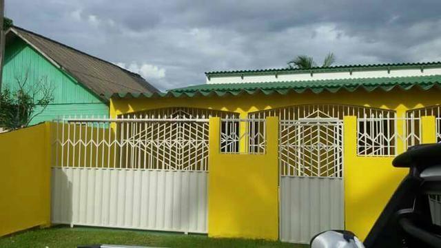 Vende_se uma casa pu troca por uma Colônia