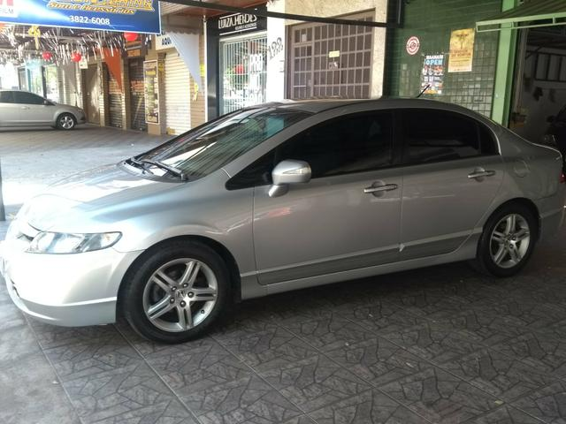 Captivating Vendo Ou Troco Honda Civic EXS 2008