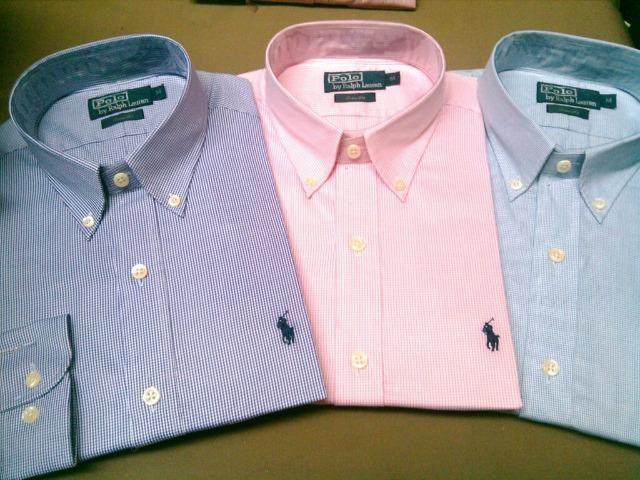 ac8b4e390 Camisa Social Polo Ralph Lauren Original Eua Várias Cores - Roupas e ...