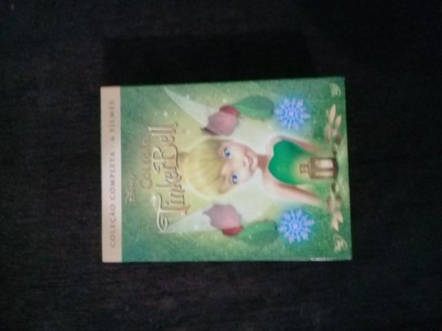 Dvds box original 6 dvds por 60
