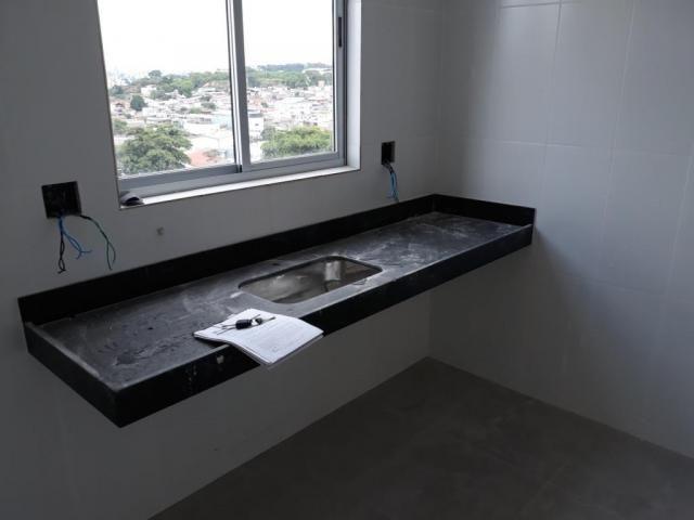 Apartamento garden com 2 dormitórios à venda, 89 m² por r$ 434.000,00 - caiçara - belo hor - Foto 4