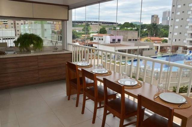Flampark Residencial Club - 88m² a 118m² - Goiania, GO - ID2 - Foto 14