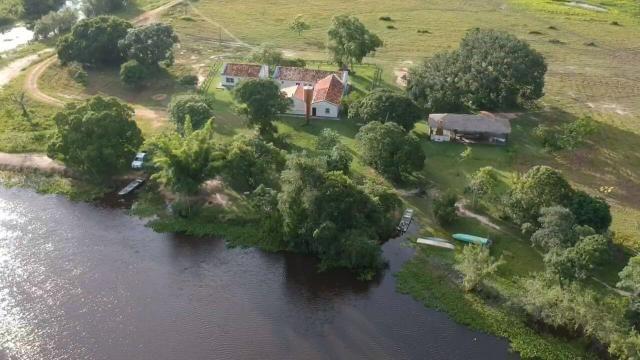 Fazenda 9.715 hectares no pantanal de Poconé MT - Foto 10