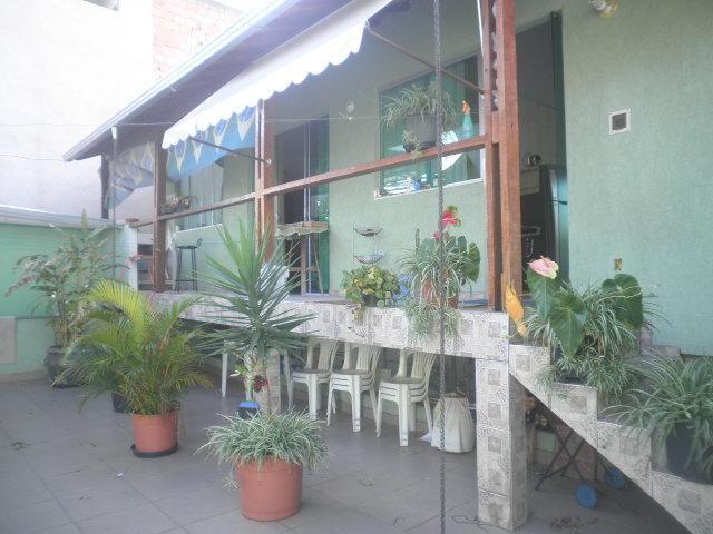 Casa com 3 dormitórios à venda, 248 m² por r$ 630.000,00 - santo andré - belo horizonte/mg - Foto 3