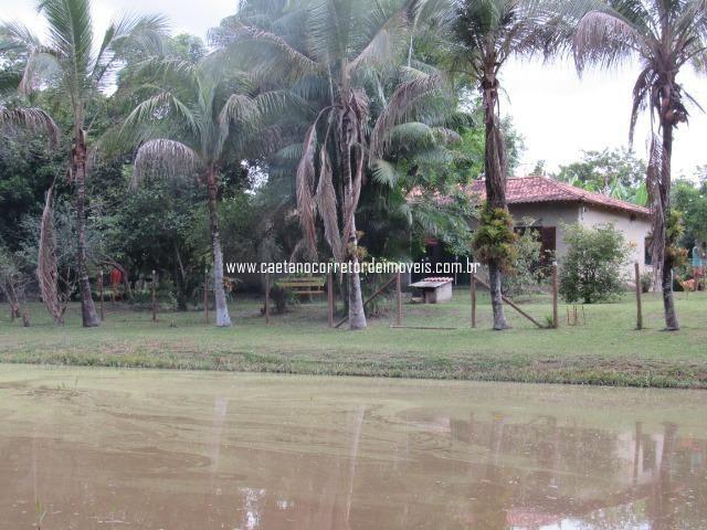 Caetano Imóveis - Sítio com natureza exuberante e muita água (lugar apaixonante) - Foto 14