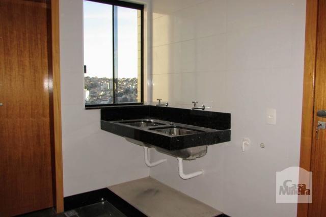 Apartamento à venda com 3 dormitórios em Nova granada, Belo horizonte cod:249035 - Foto 14