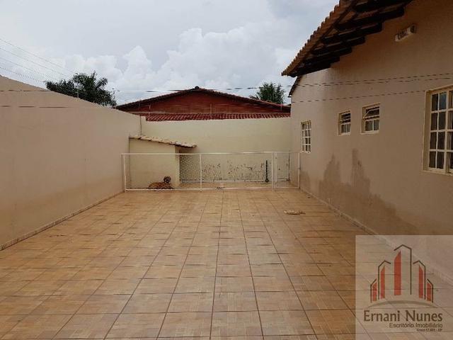 Linda Casa 3 sts Rua 8 Lt 800 mts Ernani Nunes - Foto 19