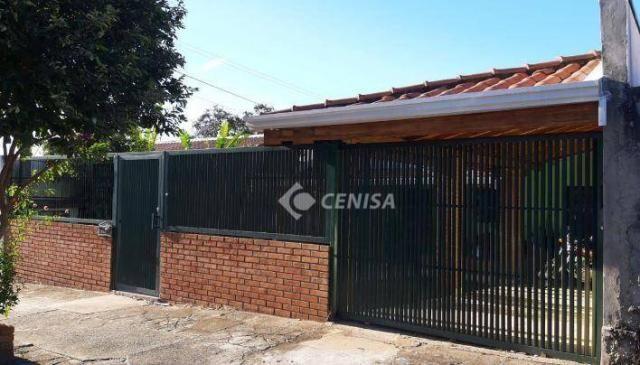 Casa com 2 dormitórios à venda, 80 m² por R$ 350.000,00 - Jardim do Sol - Indaiatuba/SP