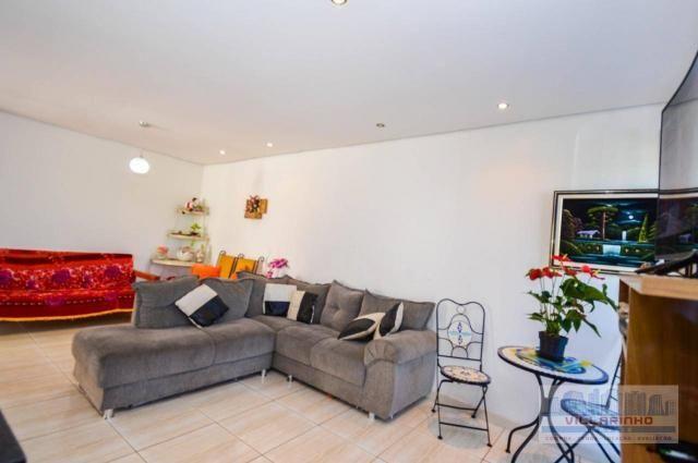 Villarinho vende casa com 3 dormitórios, 1 suíte,124 m² aréa const- terreno 300m² -600.000 - Foto 6