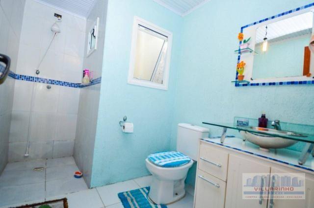 Villarinho vende casa com 3 dormitórios, 1 suíte,124 m² aréa const- terreno 300m² -600.000 - Foto 18