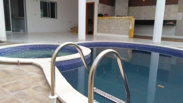 Maravilhosa casa duplex com 5 quartos em Boulevard Lagoa - Foto 2
