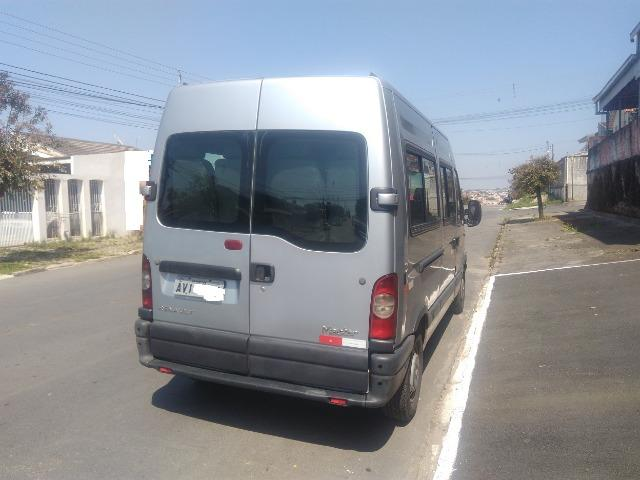 Renault Master 2.5 - 16 Lugares - Ano 2009 - R$ 52.000,00 - Foto 3