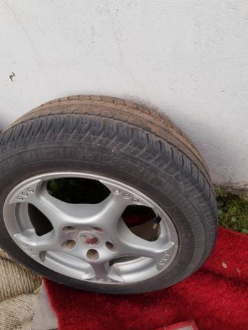 Vendo rodas Mercedes classe A - Foto 2