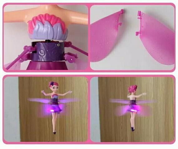 Bonecas Fadas Voadoras - Foto 2