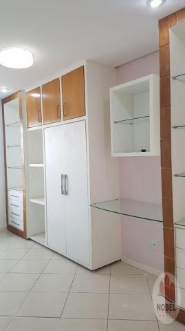 Apartamento à venda com 3 dormitórios em Ponto central, Feira de santana cod:159 - Foto 15