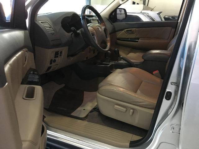 Toyota Hilux Sw4 3.0 Srv 4X4 7 Lugares 16V Turbo Intercooler Diesel 4P Automatico - Foto 9