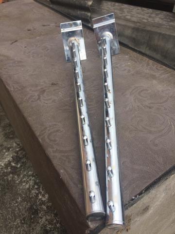 Araras cabideiro de aço inoxidável - Foto 2