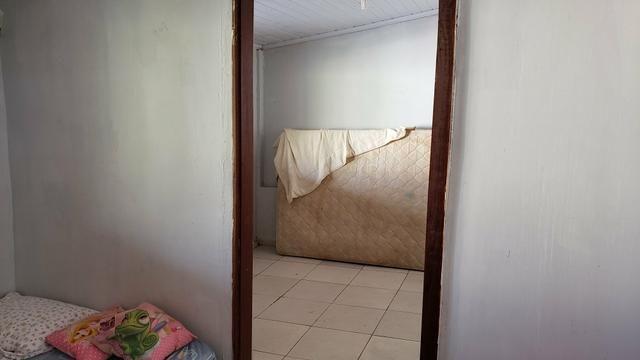 Casa simples com iptu 3quartos lote 270m2 rua 8vila São José Vicente Pires - Foto 7