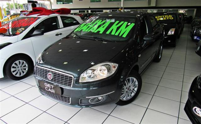 FIAT LINEA 1.8 ESSENCE 16V FLEX 4P MANUAL - Foto 2