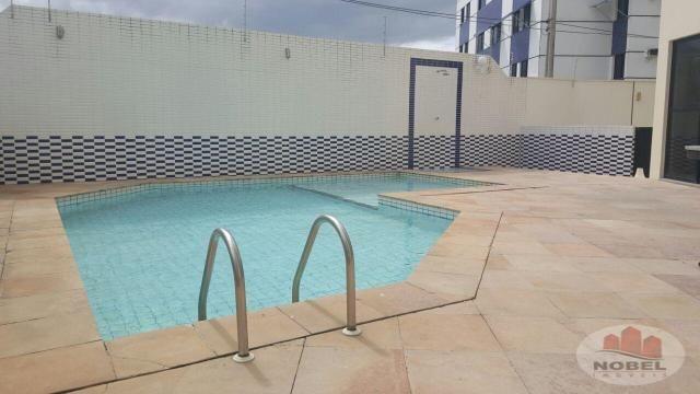 Apartamento para alugar com 3 dormitórios em Ponto central, Feira de santana cod:4312 - Foto 5